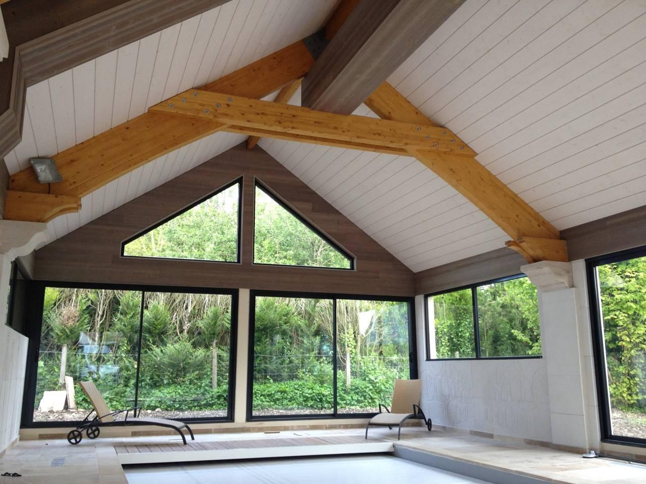 lambris platine gris cbf construction bois fournier cbf construction bois fournier. Black Bedroom Furniture Sets. Home Design Ideas